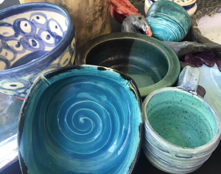 Ceramics Open Studio: Form and Functions