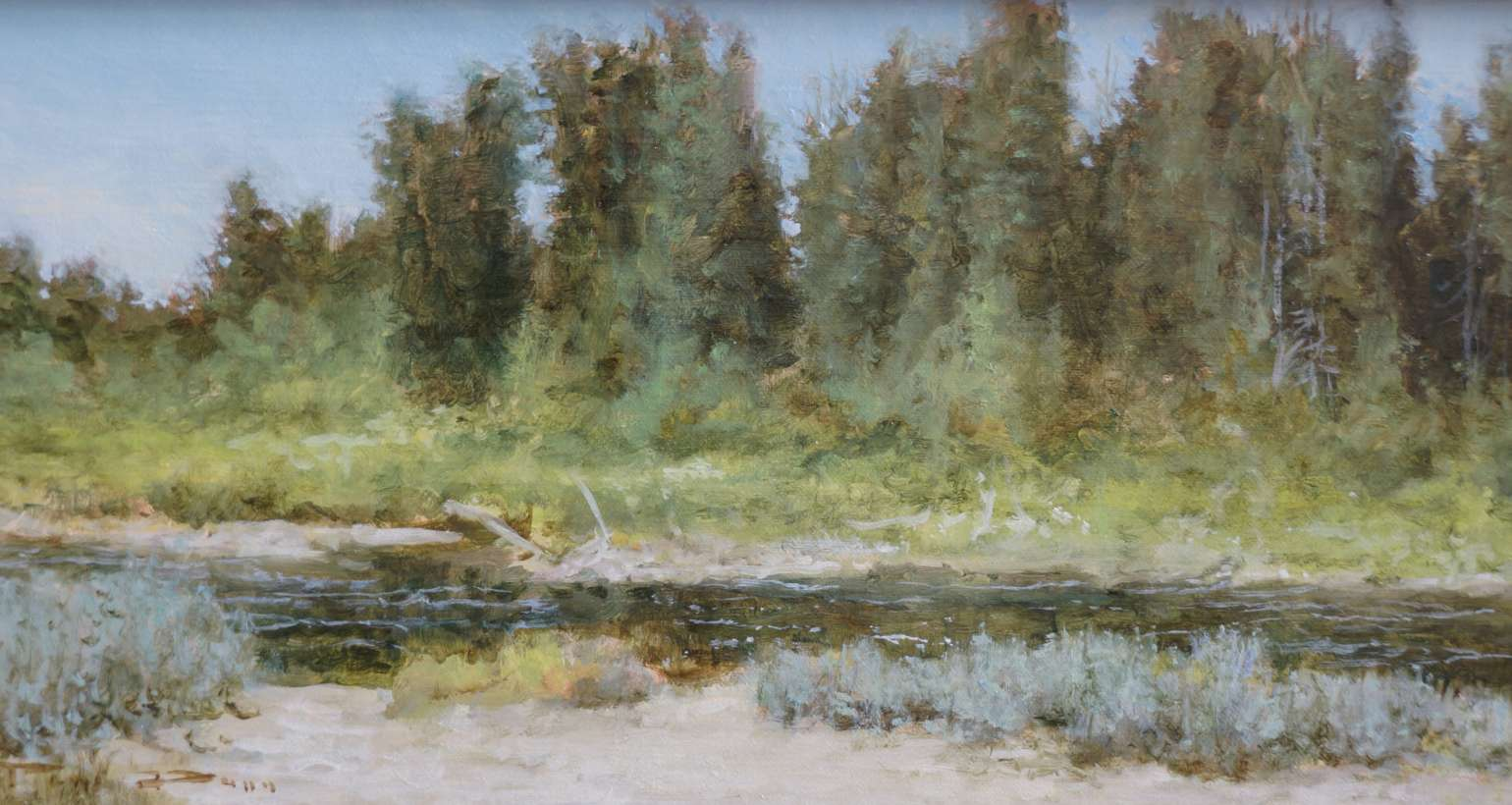 Intermediate/Advanced Oil Painting Afternoons – Spring